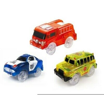 2 Pack Tracks Cars only Replacement
