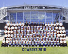 2016 DALLAS COWBOYS FOOTBALL TEAM 8X10 PHOTO PICTURE EZEKIEL ELLIOTT PRESCOTT