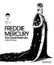 New book: Freddie Mercury: The Great Pretender by Sean O'Hagan (Hardback, 2012)