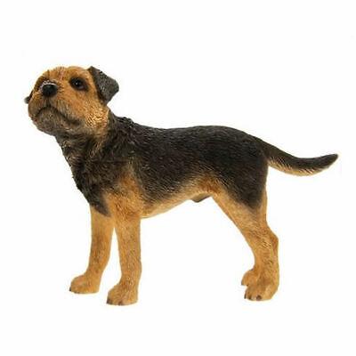 Scottish Terrier Dog Leonardo Collection Figure Ornament Resin Figurine Boxed