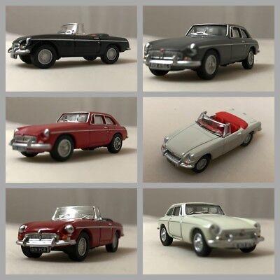Mgb Mgbgt 1 72 Detailed Scale Model British Classic E Type Jaguar Free Post Uk Ebay