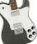 thumbnail 2 - Fender Squier Affinity Telecaster Deluxe Electric Guitar,Charcoal Frost Metallic