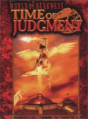 World of darkness TIME OF JUDGMENT hardcover bianca wolf