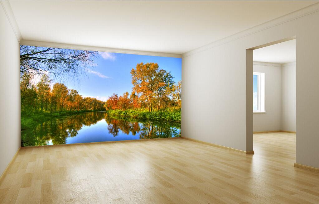 3D Spiegel Wie SEE 2212 Fototapeten Wandbild Fototapete BildTapete Familie