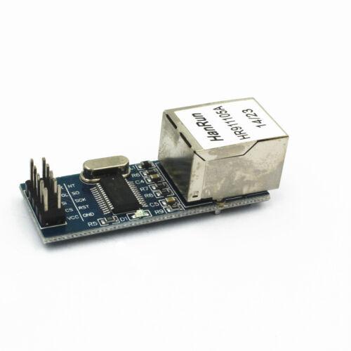1pcs MiNi ENC28J60 Ethernet LAN Network Module for Arduino SPI AVR PIC LPC STM32