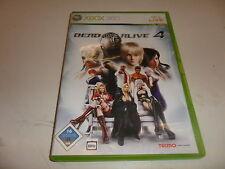 XBox 360   Dead or Alive 4