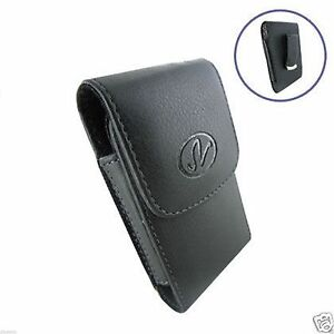 BLACK-PREMIUM-LEATHER-POUCH-CASE-FOR-NOKIA-PHONES-COVER-WITH-BELT-CLIP-LOOP