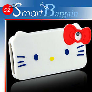 3D-CUTE-Hello-Kitty-WHITE-SILICONE-SKIN-CASE-COVER-FOR-IPHONE-4G-4S-4GS-SP