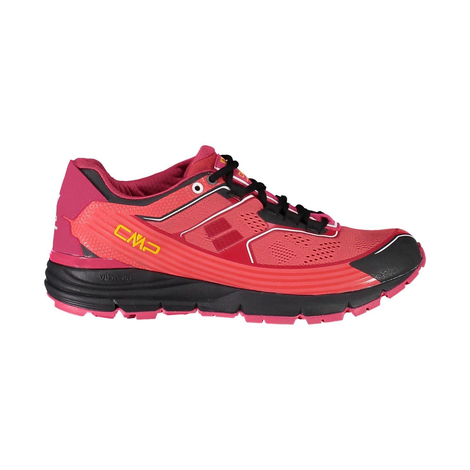 CMP Running Sports shoes Kursa Women's Trail shoes Wp orange Waterproof