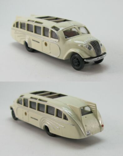 Opel Blitzbus /'Strassenzeppelin Essen/' Ludewig Aero with streamline nose 1:87 H0