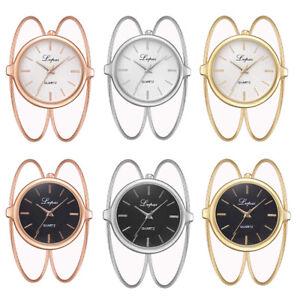 Fashion-Women-Girl-Steel-Wire-Analog-Quartz-Bracelet-Bangle-Wrist-Watch-Sightly