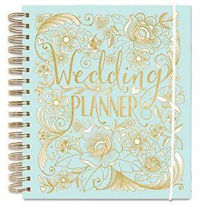 Luxury-Wedding-Planner-Book-in-Duck-Egg-Blue-Diary-Organiser-Engagement-gift