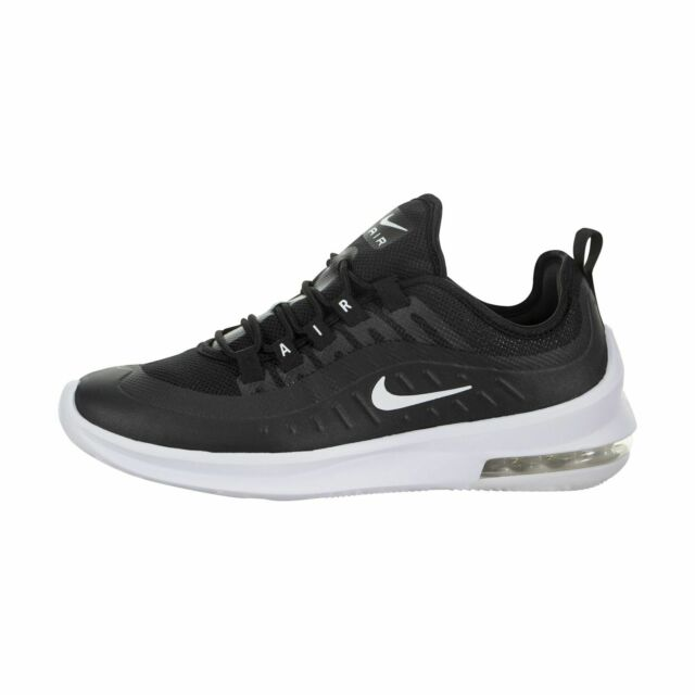 Nike Air Max Axis Mens Aa2146 003 Black White Running Training Shoes Size 8.5
