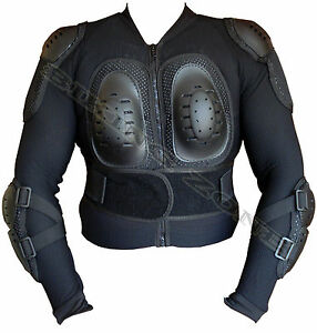 LADIES-SPINE-CHEST-GUARD-CE-BODY-ARMOUR-WOMENS-MOTORBIKE-CYCLE-PROTECTION-JACKET