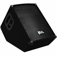 Powered 10 Floor Monitor Pa Dj Pro Audio Band Speaker - Active 10 Inch Monitor on Sale
