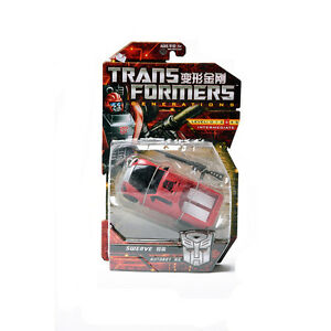 Transformers Generations Class Deluxe SWERVE Autobot GDO Collection Gift Toy