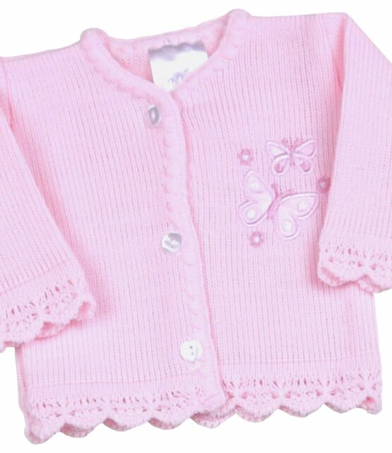 0358bfff3 BabyPrem Baby Girls Clothes Premature Preemie Tiny Pink Knitted ...