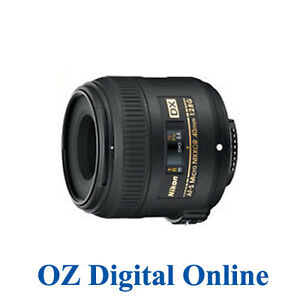 New-Nikon-AF-S-DX-Micro-NIKKOR-40mm-f-2-8G-1-Yr-Au-Wty