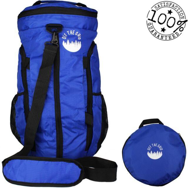 4e8cb8bb8eea Packable Big Duffle Bag - Camp xl 40l Duffel Bag - Packable Foldable  Backpack -