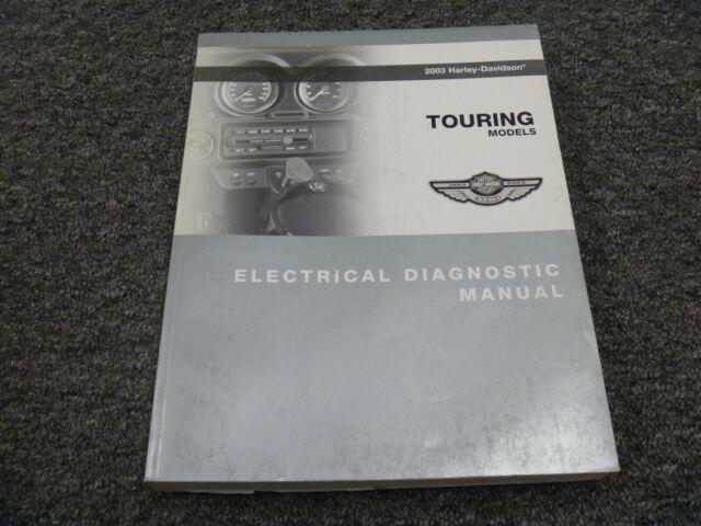 2003 Harley Davidson Road King Electra Glide Electrical