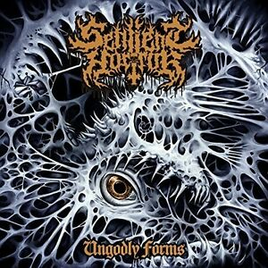 Sentient-Horror-Ungodly-Forms-New-CD-UK-Import