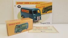 Dinky Toys Atlas - Peugeot D3A Cibié (Neuf)
