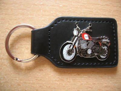 1314 Moto Pin Yamaha Scr 950//SCR950 Red Model 2017 Motorcycle Art