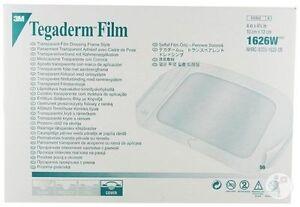 15 Pack 3m Tegaderm 1626w Transparent Film Dressing