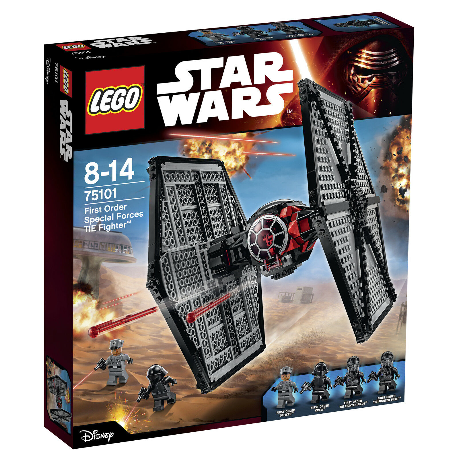 LEGO STAR WARS: The Force Awakens - Special Forces TIE Fighter [75101]