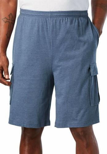 New 2019 KingSize Men/'s Big /& Tall Lightweight Cargo Shorts US Stock