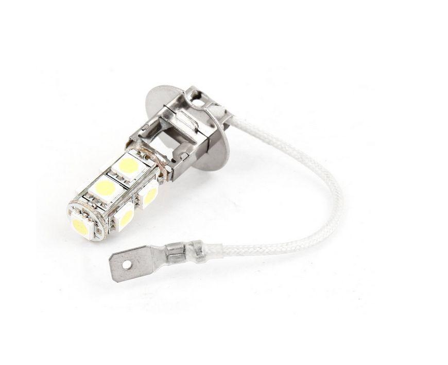 H3 9 SMD LED Xenon White Car Auto Fog  Head Driving Light Lamp Bulb 12V vbuk