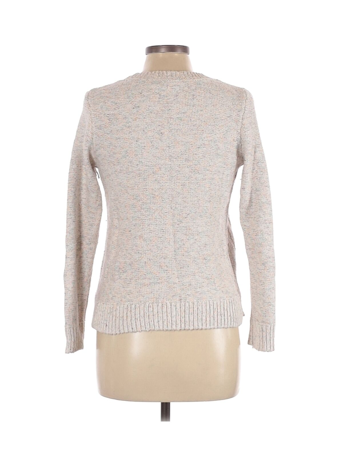 Tommy Hilfiger Women Brown Pullover Sweater M - image 2