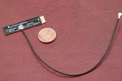 Bt Con U.fl Spina Und 15cm Cavo 1 Dbi Profitto Home Networking & Connectivity Competent Alda Pq Antenna Pcb Per Wifi
