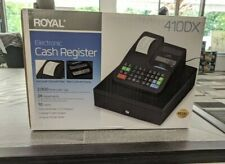 Same Day Shipping Royal 410dx Electronic Cash Register New