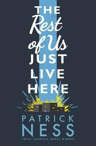 1 of 1 - The Rest of Us Just Live Here by Ness, Patrick 1406331163 The Cheap Fast Free