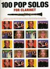 100 Pop Solos: For the Clarinet by John Long, Nick Crispin (Paperback, 2000)