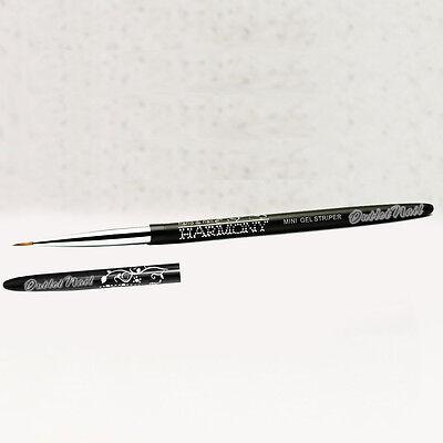 Gelish Harmony Acrylic Gel Brushes Tools > OVAL, SQUARE, STRIPER, MINI STRIPER