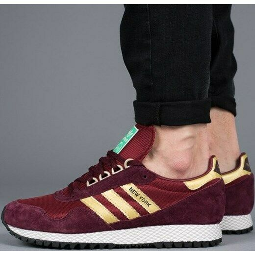 Adidas New York Trainers New Sneakers CQ 2486 UK 6.5 EU 40 US 7