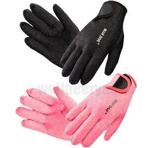 Swim-1-5mm-Neoprene-Autumn-Winter-Coldproof-Scuba-Diving-Snorkeling-Gloves-S-L