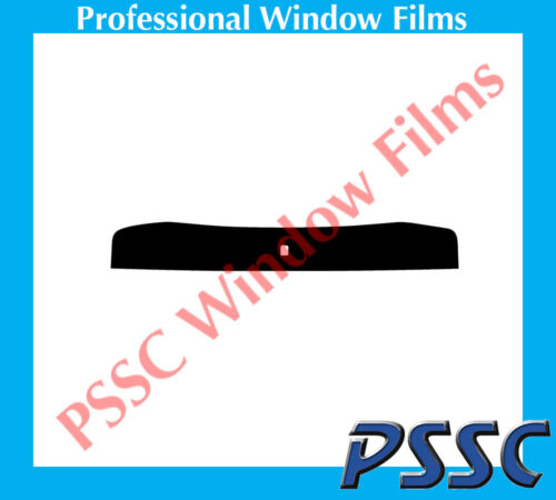 FORD TRANSIT CUSTOM 2013-2014 Sun Strip 5/% Pre Cut Window Tint Film