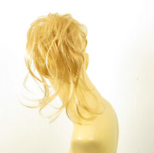 extension de cabello coletero luz rubio dorado 22/lg26