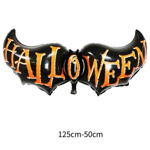1PC Halloween Balloons Spider Skull Globos Decor Inflatable Toys Party Balloon
