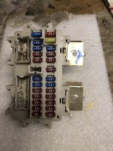 Details about 04 05 06 07 08 09 Infiniti QX56 an Cabin Fuse Box Panel on infiniti qx56 radio, nissan fuel pump relay location, infiniti qx56 diesel, infiniti g35 fuse box diagram, infiniti q45 fuse box location, infiniti m45 fuse box location, infiniti qx56 interior, infiniti qx56 dash, infiniti qx56 cabin filter location, infiniti qx56 diagram, infiniti g37 fuse box location, infiniti fx35 fuse box location, infiniti i30 fuse box location, infiniti qx4 fuse box location,