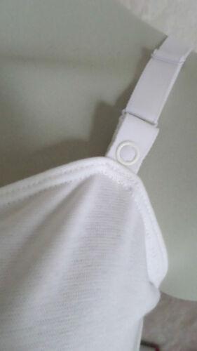 3er-Set Umstands-//Still-BH Softdesign Weiß Gr.L Plus 96-105 cm CUP D-DD NEU