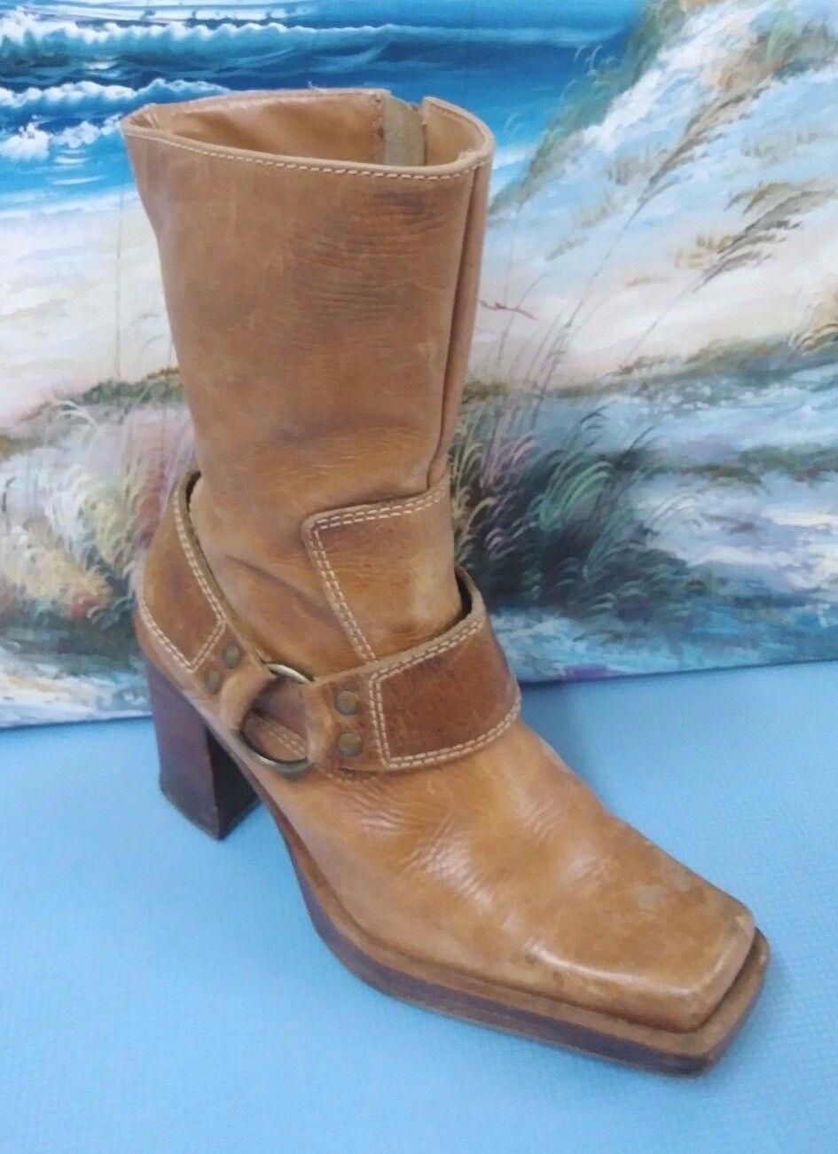 Steve Madden femmes Sz 8 B marron Nevada bottes