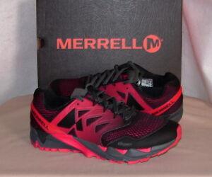 e922f88cb8663 MERRELL AGILITY PEAK FLEX 2 E-MESH Trail Running Shoes Men s 11 ...