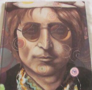 John-039-s-Secret-Dreams-The-Life-of-John-Lennon-by-Doreen-Rappaport-1st-Ed-hc-2004