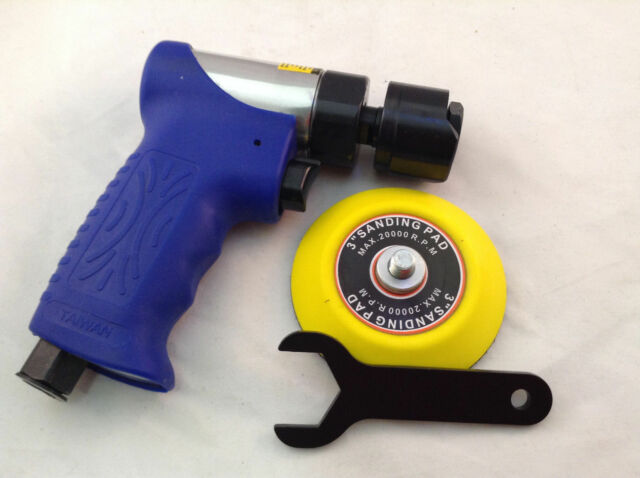 "3"" Pistol Grip Dual Action (DA) Sander"