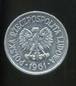 POLOGNE-10-groszy-1961-SUP