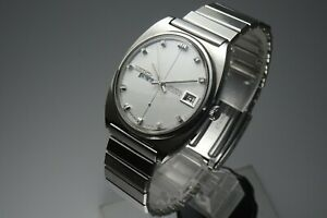 OH-Vintage-1968-JAPAN-SEIKO-LORD-MATIC-WEEKDATER-5606-7050-23Jewels-Automatic